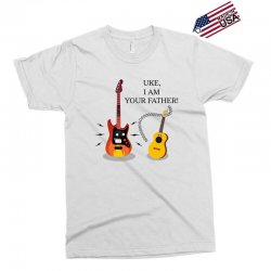 uke, i am your father!. Exclusive T-shirt | Artistshot