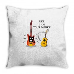 uke, i am your father!. Throw Pillow | Artistshot