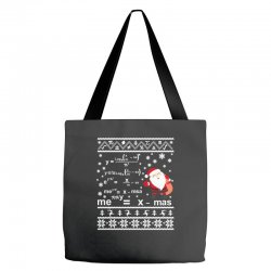 teachers merry christmas sweatshirt Tote Bags | Artistshot