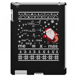 teachers merry christmas sweatshirt iPad 3 and 4 Case | Artistshot