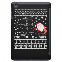 teachers merry christmas sweatshirt iPad Mini Case | Artistshot