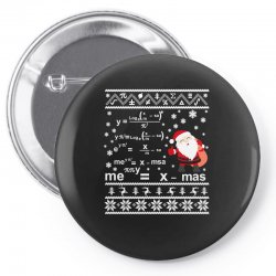 teachers merry christmas sweatshirt Pin-back button | Artistshot