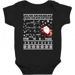 teachers merry christmas sweatshirt Baby Bodysuit | Artistshot