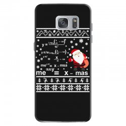 teachers merry christmas sweatshirt Samsung Galaxy S7 Case | Artistshot
