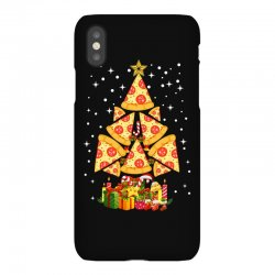 pizza christmas sweatshirt iPhoneX | Artistshot
