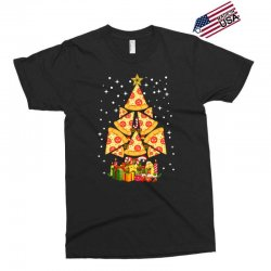 pizza christmas sweatshirt Exclusive T-shirt | Artistshot