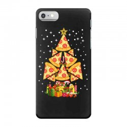pizza christmas sweatshirt iPhone 7 Case | Artistshot