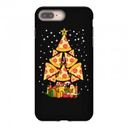 pizza christmas sweatshirt iPhone 8 Plus | Artistshot