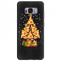 pizza christmas sweatshirt Samsung Galaxy S8 Plus | Artistshot