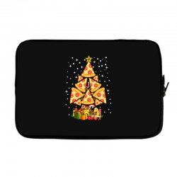 pizza christmas sweatshirt Laptop sleeve | Artistshot