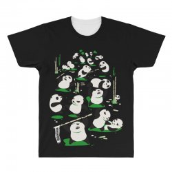 pandamonium All Over Men's T-shirt | Artistshot