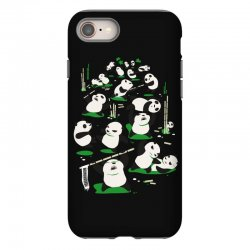 pandamonium iPhone 8 Case | Artistshot
