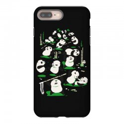 pandamonium iPhone 8 Plus Case | Artistshot