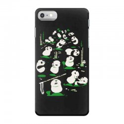 pandamonium iPhone 7 Case | Artistshot