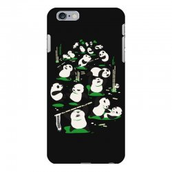 pandamonium iPhone 6 Plus/6s Plus Case | Artistshot