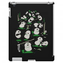 pandamonium iPad 3 and 4 Case | Artistshot