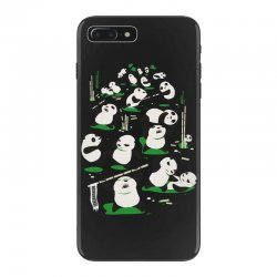 pandamonium iPhone 7 Plus Case | Artistshot