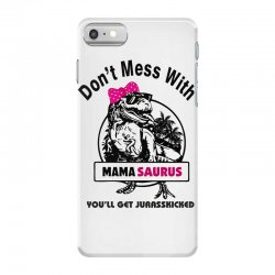 mama saurus iPhone 7 Case | Artistshot