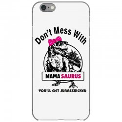 mama saurus iPhone 6/6s Case | Artistshot