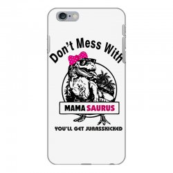 mama saurus iPhone 6 Plus/6s Plus Case | Artistshot