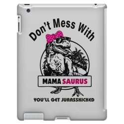 mama saurus iPad 3 and 4 Case | Artistshot