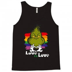 love is love Tank Top | Artistshot