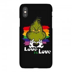 love is love iPhoneX Case | Artistshot