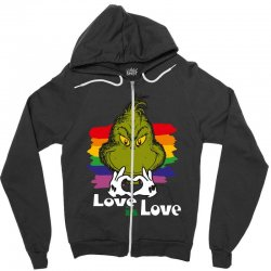 love is love Zipper Hoodie | Artistshot