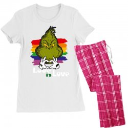 love is love Women's Pajamas Set | Artistshot