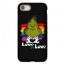 love is love iPhone 8 Case | Artistshot