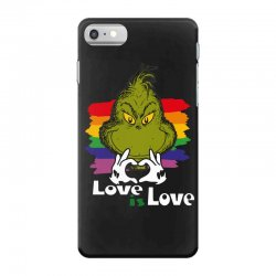 love is love iPhone 7 Case | Artistshot