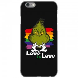 love is love iPhone 6/6s Case | Artistshot
