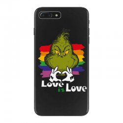 love is love iPhone 7 Plus Case | Artistshot