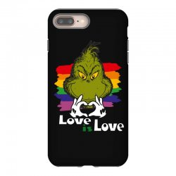 love is love iPhone 8 Plus Case | Artistshot