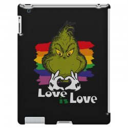 love is love iPad 3 and 4 Case | Artistshot