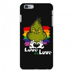 love is love iPhone 6 Plus/6s Plus Case | Artistshot