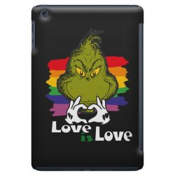 love is love iPad Mini Case | Artistshot