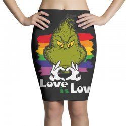 love is love Pencil Skirts | Artistshot