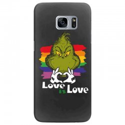 love is love Samsung Galaxy S7 Edge Case | Artistshot