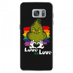 love is love Samsung Galaxy S7 Case | Artistshot