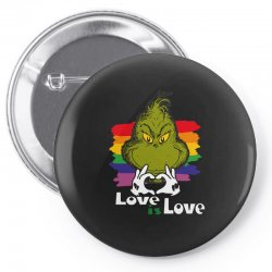 love is love Pin-back button | Artistshot