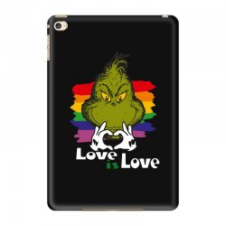 love is love iPad Mini 4 Case | Artistshot