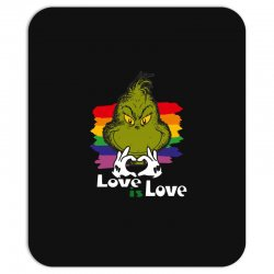 love is love Mousepad | Artistshot