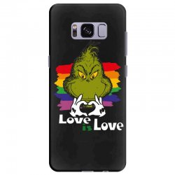 love is love Samsung Galaxy S8 Plus Case | Artistshot