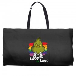 love is love Weekender Totes | Artistshot