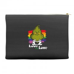 love is love Accessory Pouches | Artistshot