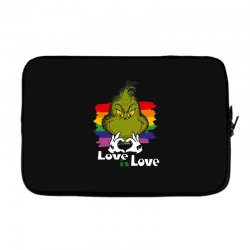 love is love Laptop sleeve | Artistshot