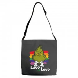 love is love Adjustable Strap Totes | Artistshot