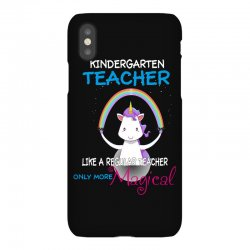 kindergarten teacher cute magical unicorn iPhoneX | Artistshot