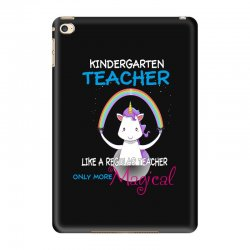 kindergarten teacher cute magical unicorn iPad Mini 4 | Artistshot